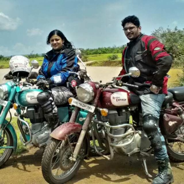 Weekend Ride to Kaas Plateau
