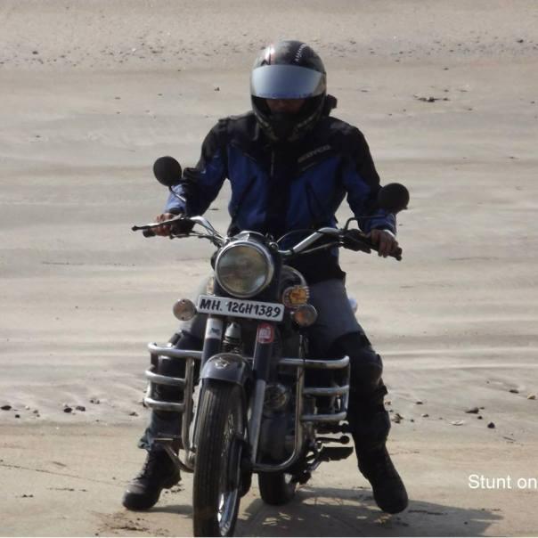WiLD CHiLD Sand Riding