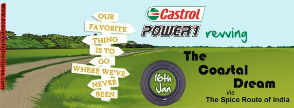 Castrol Power 1 revving