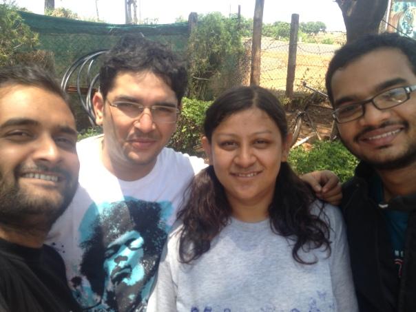 Roshan Bawankar joins us from Nagpur