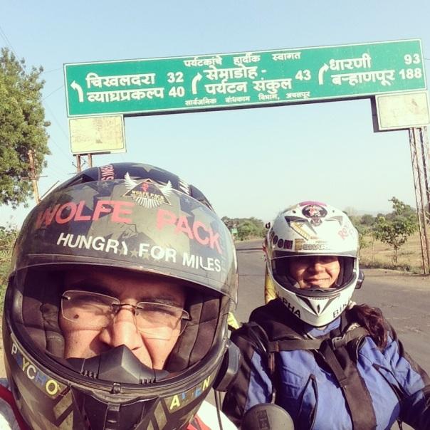 We reach Paratwada