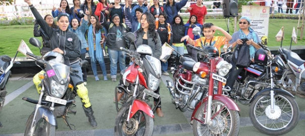 10 Things a Woman Biker faces in India