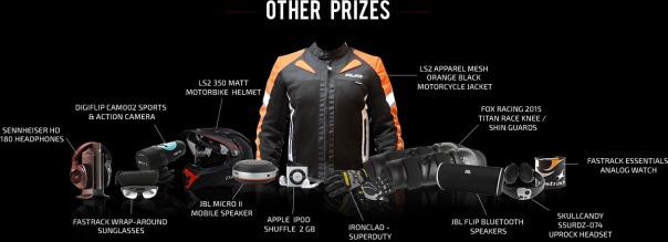 MRF NV Prizes